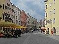 Rattenberg, straatzicht Haussauerstrasse foto1 2012-08-09 10.46.jpg