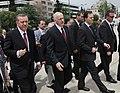 Recep Tayyip Erdoğan and George Papandreou, Greece May 2010 13.jpg