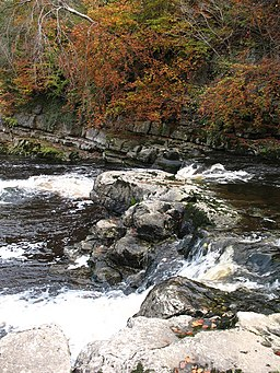 Redmire Force - geograph.org.uk - 605971