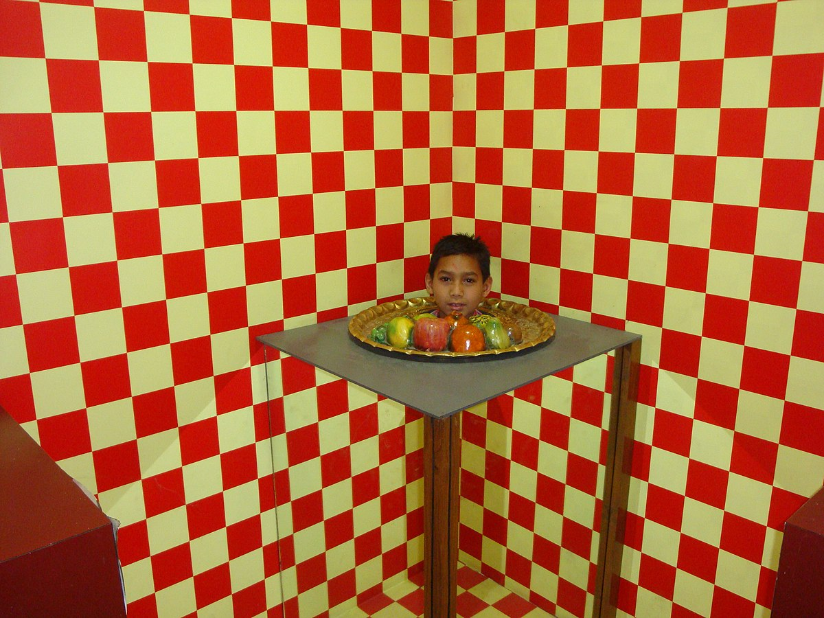 Optical Illusions To Make A Room Look Bigger