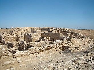Abu Mena - Image: Religious Complex at Abu Mena (XIII)