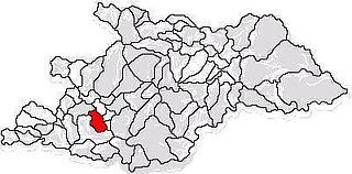 Remetea Chioarului Commune in Maramureș, Romania