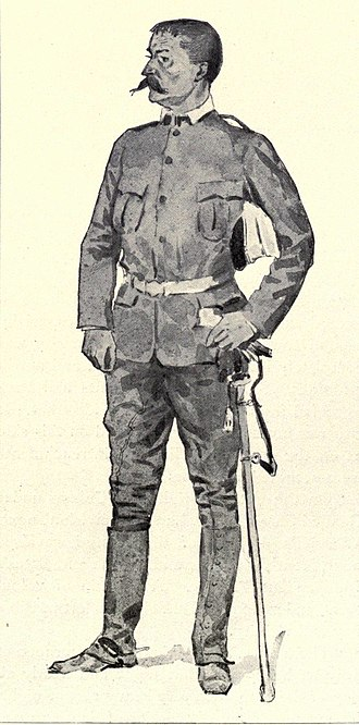 William Ludlow - Brig. Gen. William Ludlow 1898