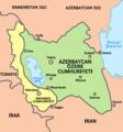 Republic of mahabad and iranian azerbaijan 1945 1946-tr.png