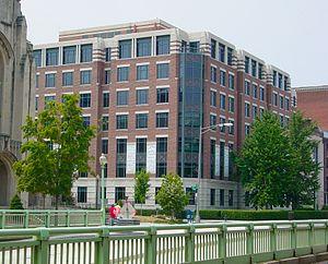 Embassy of El Salvador in Washington, D.C. - Image: Resources and Conservation Center, Washington, DC