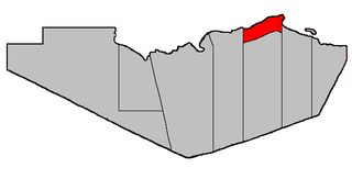 Dalhousie Parish, New Brunswick Parish in New Brunswick, Canada
