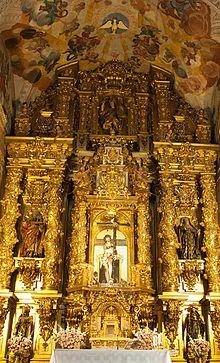 Santo Cristo De La Victoria De Serradilla Wikipedia La Enciclopedia Libre