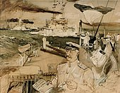 Reuterdahl - Great White Fleet at Sea Dec 07.jpg