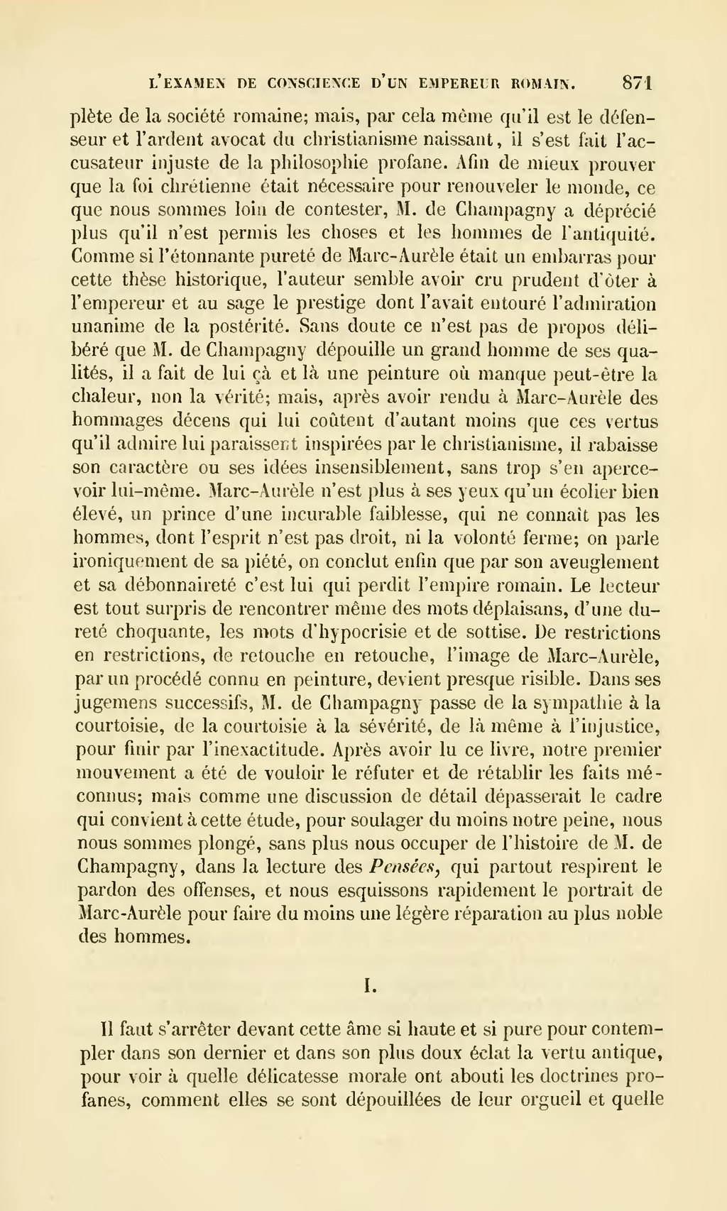 Page revue des deux mondes 1864 tome - Comment couper du melamine sans eclat ...