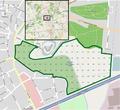 Rheda-Wiedenbrück - NSG Erlenbruch und Schlosswiesen Rheda - Map.png