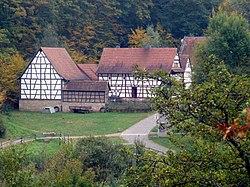 Rheinland-Pfälzisches FREILICHTMUSEUM Bad Sobernheim - Haus Neuburg - panoramio.jpg