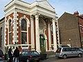 Rhyl Baptist church, Sussex Street - geograph.org.uk - 1736731.jpg