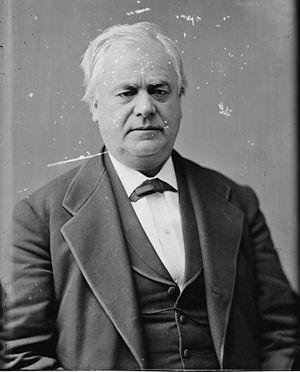 Richard J. Oglesby - c. 1875
