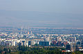 Ride with Simeonovo Cablecar to Aleko, view to Sofia 2012 PD 020.jpg