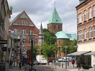 Ringsted - Saint Bendt's Church (Skt. Bendts Kirke) in Ringsted, Denmark