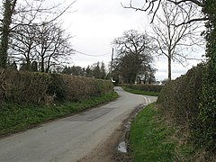 Road, Wykey - geograph.org.uk - 988713.jpg