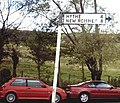 Road-sign in West Hythe village - geograph.org.uk - 21447.jpg