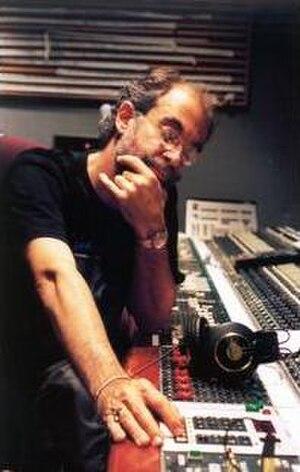 Rob Fraboni - Image: Rob Fraboni at the console