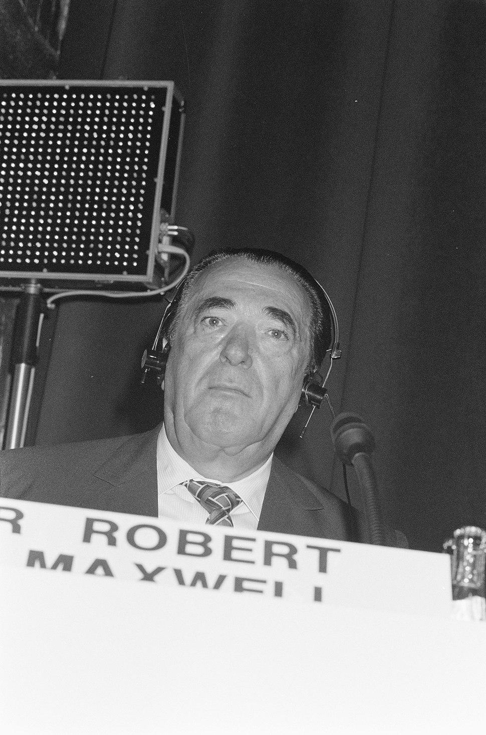 רוברט מקסוול
