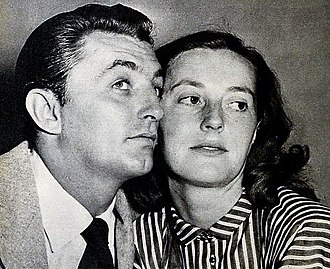 Robert Mitchum - Robert and Dorothy Mitchum (1948)