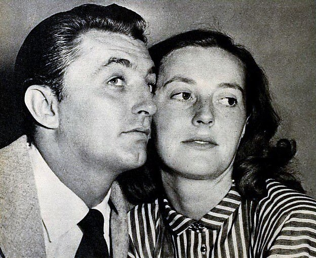 Robert Dorothy Mitchum