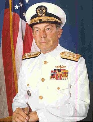 Robert L. J. Long - Admiral Robert L. J. Long