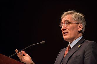 Robert P. George - George speaking in 2014