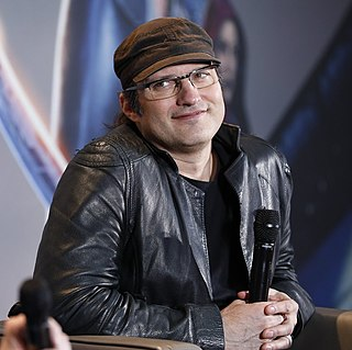 Robert Rodriguez American film director and producer