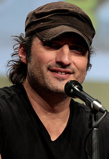 Robert Rodriguez - the cool, attractive, sweet,  actor, musician, director, writer,   with Mexican roots in 2019