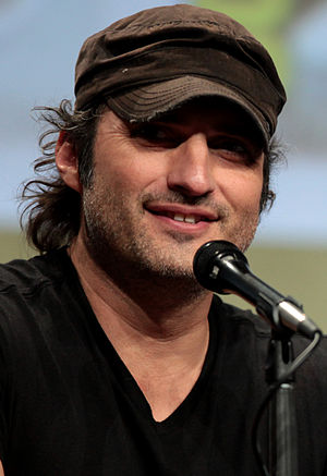 Robert Rodriguez - Rodriguez at the San Diego Comic-Con, July 2014