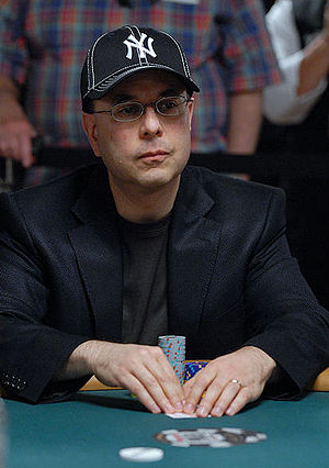 Robert Varkonyi - Varkonyi playing at the 2009 World Series of Poker Champions Invitational