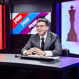 Robert Hess (chess player) American chess player