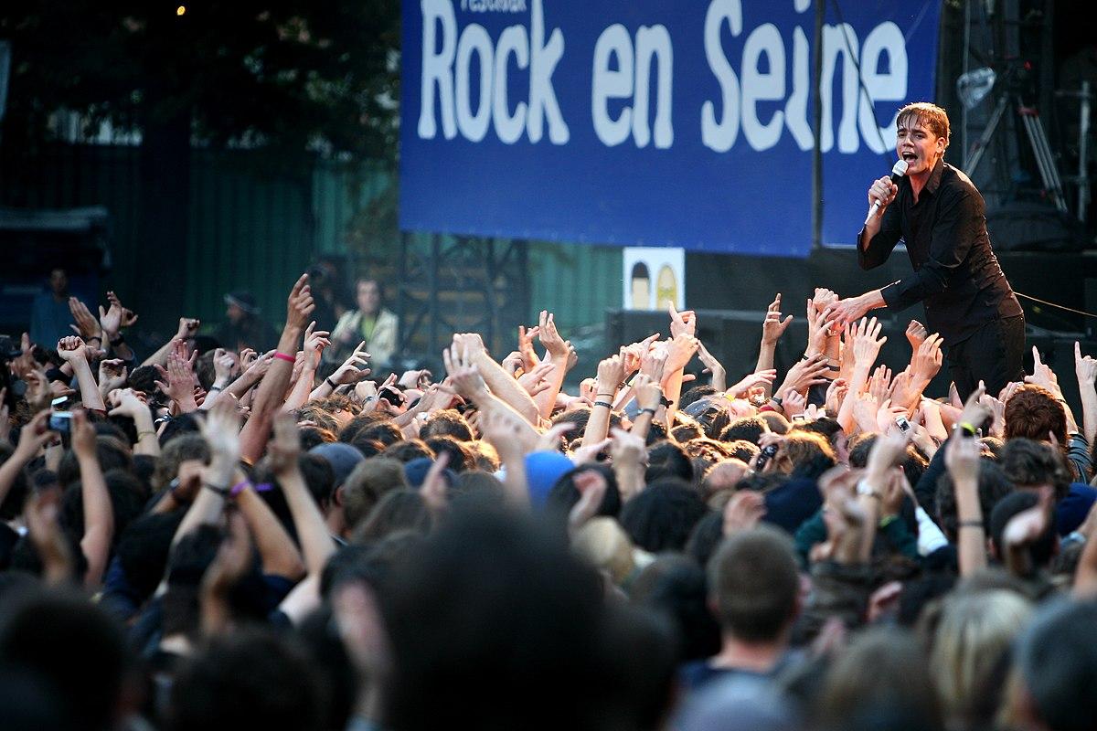 Αποτέλεσμα εικόνας για Festival Rock en Seine
