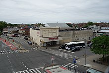 The Former Cross Bay Movie Theater At Rockaway Boulevard Now A Modells Sporting Goods