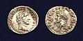 Roman coins denarius Antoninus Pius Marcus Aurelius.jpg