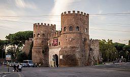 Rome (IT), Porta San Paolo -- 2013 -- 4064