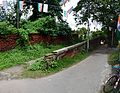 Rose Bridge Approach Road and Saraswati River Side Road - Sankrail - Howrah - 2013-08-15 1641-1643.JPG