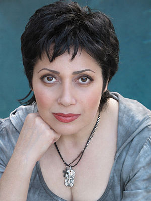 Rosie Malek-Yonan - Actress, theatre director, and author