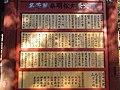 Roster of contributors plate Yoshida Fire Festival torches 2012.JPG