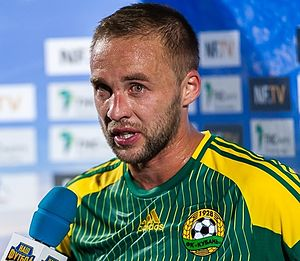 Vladislav Kulik - Kulik with Kuban Krasnodar in 2015
