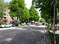 Rothenbaumchaussee looking toward Hallerstrasse - geo.hlipp.de - 36235.jpg