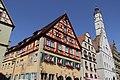 Rothenburg ob der Tauber 27.07.2016 House in Rothenburg (28590955750).jpg