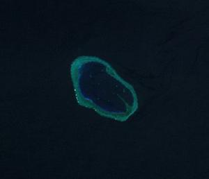 Royal Captain Shoal - Royal Captain Shoal, Spratly Islands