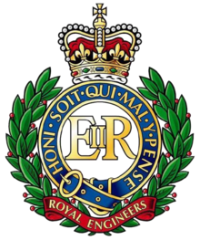 Royal Engineers badge.png