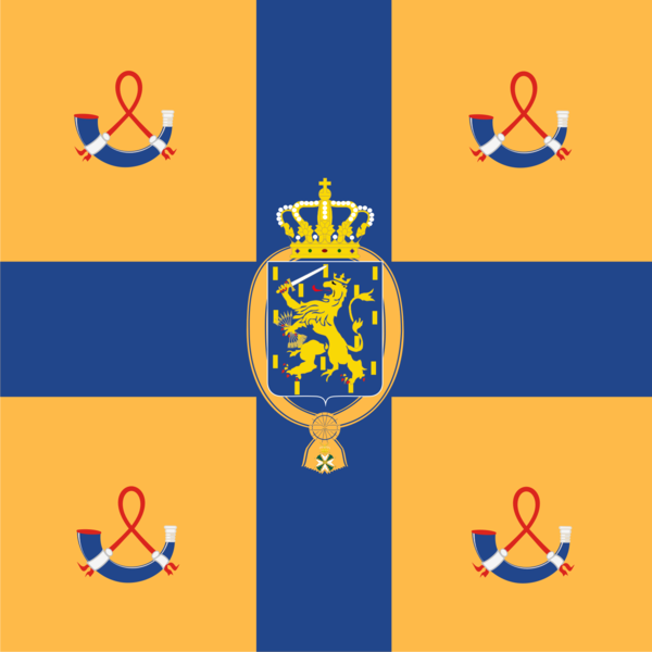 Archivo: Royal Standard de la Netherlands.PNG