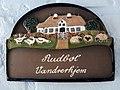 Rudboel Vandrerhjem - name plate.jpg