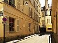 Rue in Place de Furstemberg, Paris.jpg