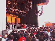 Rush at USANA Amphitheater