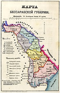 Bessarabia Governorate Governorate of the Russian Empire