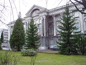 Finland–Russia relations - Embassy of Russia in Helsinki